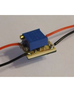Miniature Low Fuel Warning Light Module (for resistive senders)